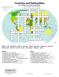 word search nationalities printable olympics games esl vocabulary worksheets printables exercises