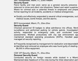 hotel security resumes examples security experience resume professional hotel security guard