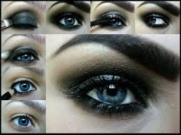 makeup tutorials for blonde blue eyes