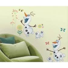 Shop Affordable Frozen Wall Decals  Wall Stickers RoomMates - Cheap wall decals for kids rooms