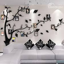 photo frame tree country style acrylic 3d waterproof 11 photo