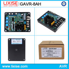 voltage regulator with thyristor gavr 8ah generator avr circuit