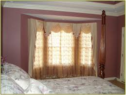 window treatment ideas for bay windows home design ideas