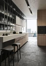 snaidero cuisine cuisine contemporaine en bois opera by michele marcon snaidero