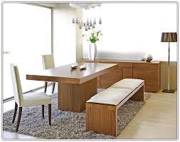 Kitchen Table Sets With Bench Seating Kitchen Island With Bench Seating And Table Home Design Ideas