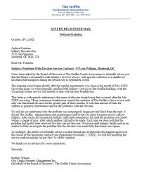 condo association complaint letter to elevator company re poor
