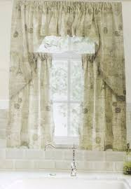 Eiffel Tower Window Curtains by Envogue 5pc Window Curtain Valance Set Paris Postage Eiffel Tower
