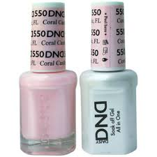 duo gel pack coral castle fl 1 gel polish 0 47 oz 1 lacquer