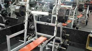 Ronnie Coleman Bench by What I Saw When I Walked In Gym Today On Squat Rack