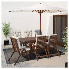 Dining Room Table Leaf Covers by äpplarö Drop Leaf Table Outdoor Ikea