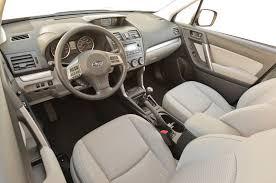 subaru svx interior 2014 subaru forester 2 5i premium manual first test motor trend