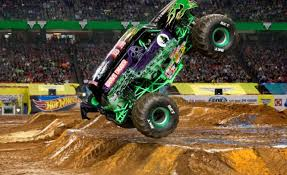 monster truck shows in indiana monster jam to perform at evansville ford center 44news