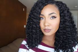kanekalon crochet hairstyles how to crochet twist out my natural sistas