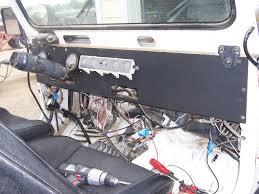 jeep wrangler yj dashboard my 26 flat dash jeepforum com