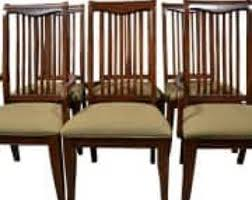 Slat Back Dining Chairs Slat Back Chair Etsy