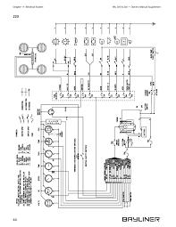 bayliner wiring diagram bayliner schematics u2022 sharedw org