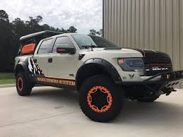 Ford Raptor Dually - ultimate adventure overland 2013 ford raptor svt sema ready