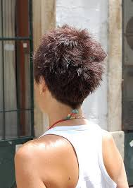 back of pixie hairstyle photos short pixie haircut for summer back view of short pixie cut