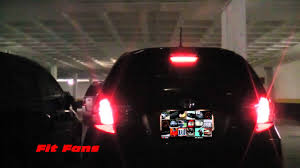 brake light led jdm new fit ge6 ge8 youtube
