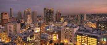 San Francisco Downtown Map by Staysfcom San Francisco Discounted Hotels Free Parking Free San