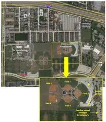 Baseball Usa Houston Field Map by Wusa Field Locations