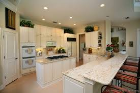 kitchen island peninsula genial countertops for white kitchens kitchen cabinets traditional