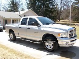 2003 dodge ram pickup 1500 information and photos zombiedrive