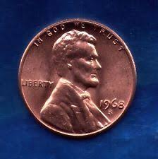 penny s 1968 penny coins us ebay
