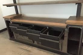 Modern Industrial Desk Industrial Office Desk Cheap A Thing Of Beauty Handmade