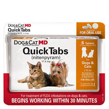 amazon com new dog u0026 cat md quick tabs for 2 25 lbs