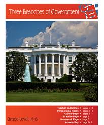 three branches of government lesson plan clarendon learning