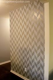 collections of patterns on wall interior design ideas