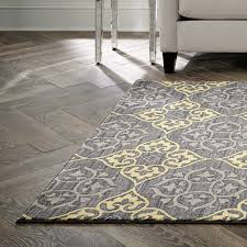 Gray And Yellow Bathroom Rugs Rugs Gray And Yellow Area Rug Survivorspeak Rugs Ideas