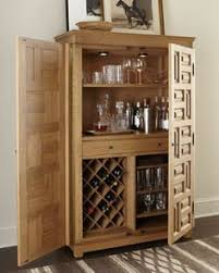 Victuals Bar Cabinet Bar Cabinet With Mirror To Reflect Light Back Into The Room