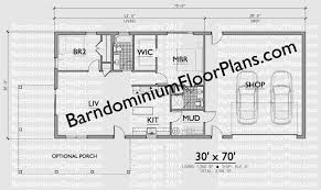 Metal Shop Homes Floor Plans Barndominium Floor Plans For Planning Your Barndominium