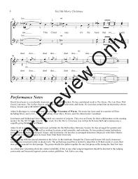 text merry christmas ssaa david jav pepper sheet music