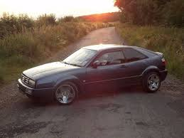 1995 volkswagen corrado vw corrado vr6 ice grey violet in rushden northamptonshire