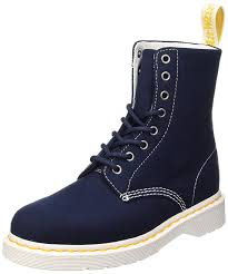 doc martens womens boots australia dr martens page canvas navy s boat shoes amazon co uk