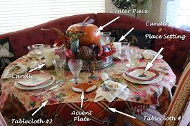places to go thanksgiving decorating with mom thanksgiving table the blended blog