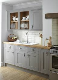 cuisine bois gris 1001 idées de décor en utilisant la couleur gris perle les