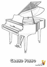 3 little pigs music and piano coloring page at pages itgod me