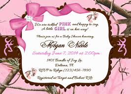 pink baby shower invitation templates decorating of party