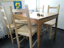 Ikea Kitchen Table  Fitboosterme - Small pine kitchen table