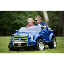 power wheels ford f 150 12 volt battery powered ride on walmart com
