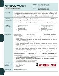 Account Executive Resume Sample by Senior Executive Resume 9 Sample Executive Resumes Sample