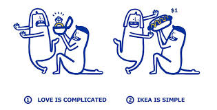 Ikea Blind Instructions Ikea Shows How Easy It Is To Fix Your Love Problems Bored Panda