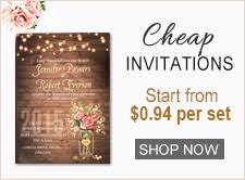 wedding invitations and response cards affordable wedding invitations with response cards at