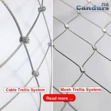 Stainless Steel Trellis System Lattice Mesh Lattice Mesh Suppliers And Manufacturers At Alibaba Com