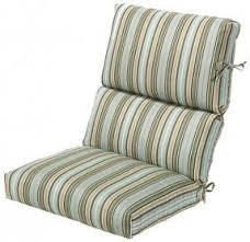 high back patio cushions foter