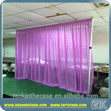 wedding event backdrop aluminium pipe and drape support system wedding event backdrop